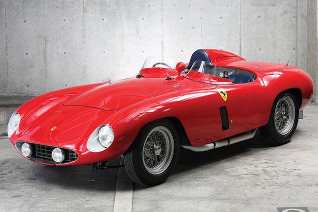 RM Sotheby's : la vente Ferrari se prépare