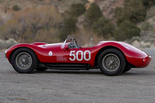 RM Sotheby's : une Maserati A6GCS à Monterey