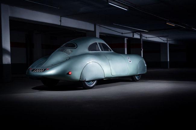 Enchères : le modèle Porsche le plus ancien de l'histoire est à vendre