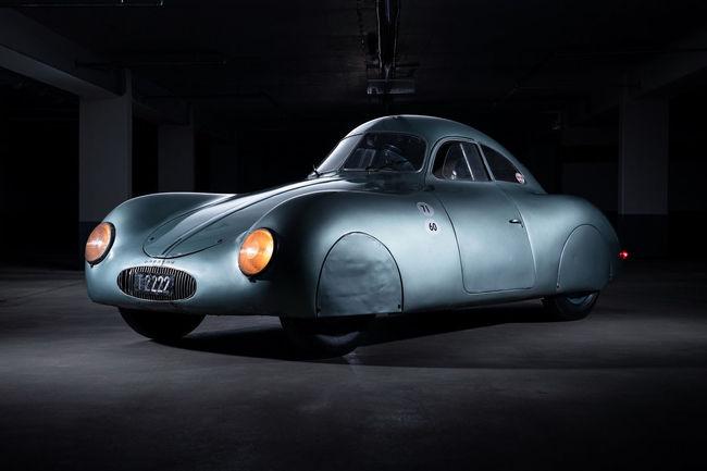 La Porsche Type 64 1939 en vidéo
