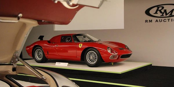 The Pinnacle Portfolio : vente record pour RM Sotheby's