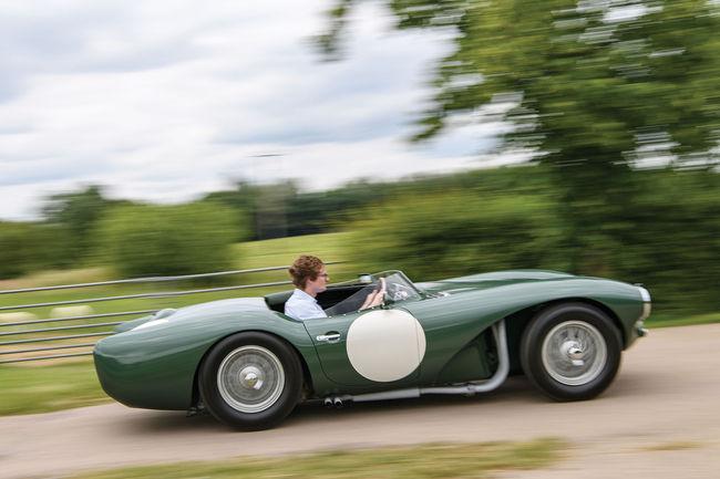 RM Sotheby's : une DBS3 Works pour la vente Aston Martin de Monterey