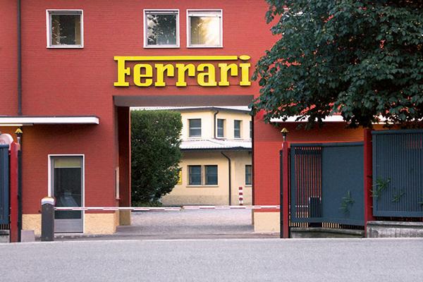 RM Sotheby's : une vente Ferrari pour septembre