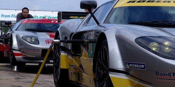 Robertson Racing aux 24H du Mans
