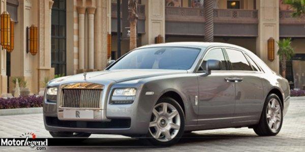 Nouvelle concession Rolls-Royce au Qatar