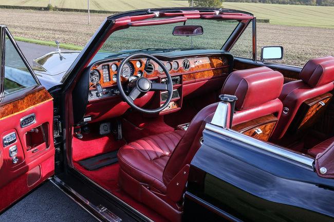 Une Rolls-Royce ex-Frank Sinatra aux enchères