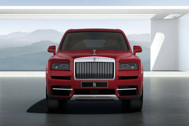 Configurez votre Rolls-Royce Cullinan