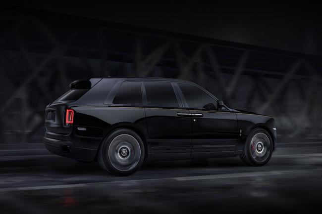 Nouveau Rolls-Royce Cullinan Black Badge