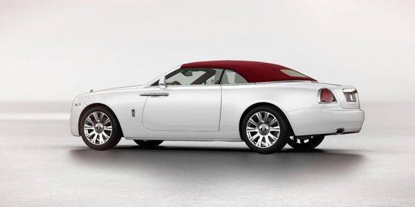La première Rolls-Royce Dawn américaine aux enchères