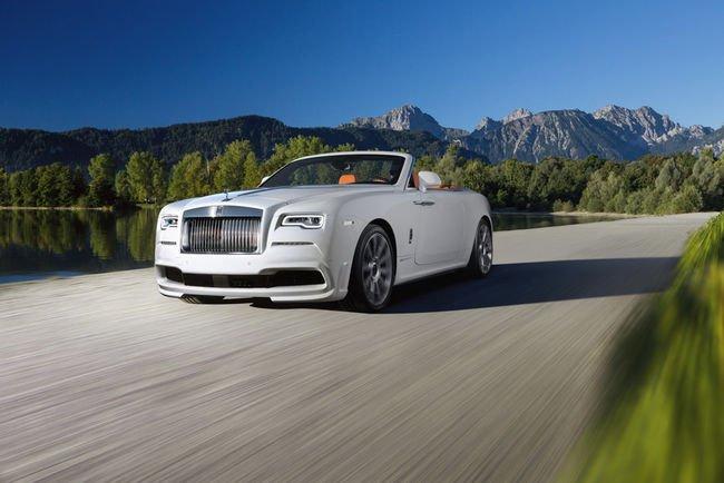 686 ch pour la Rolls-Royce Dawn par Spofec