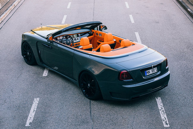 Rolls-Royce Dawn Overdose par Spofec