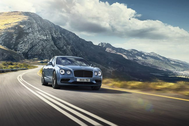Bentley Flying Spur W12 S : la plus rapide