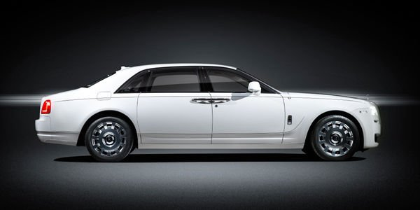 Rolls-Royce Ghost Eternal Love : pour la Chine