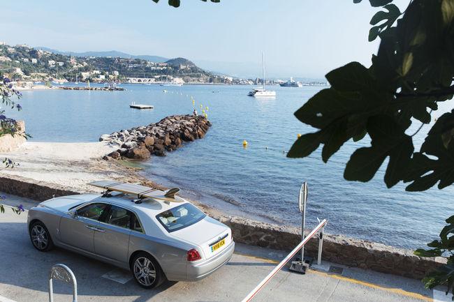 Une étonnante Rolls-Royce Ghost dévoilée à Cannes