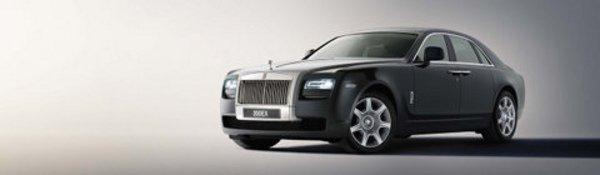 RR4 : elle s'appellera Rolls-Royce Ghost