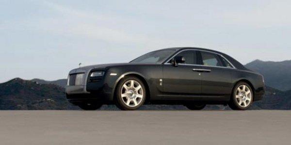 Rolls-Royce : la Ghost se décline