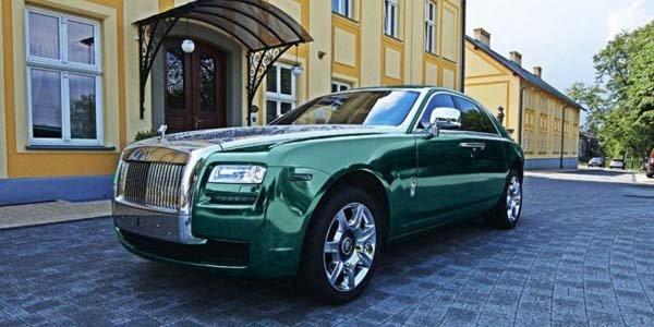 Carlex revoit la Rolls-Royce Ghost