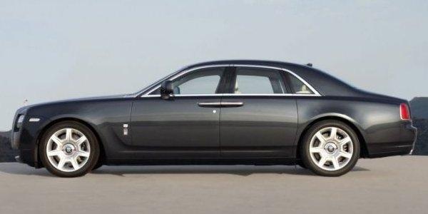 Nouvelles variantes de Rolls-Royce Ghost