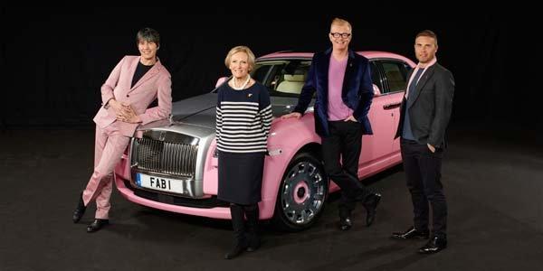 Rolls Royce lutte contre le cancer