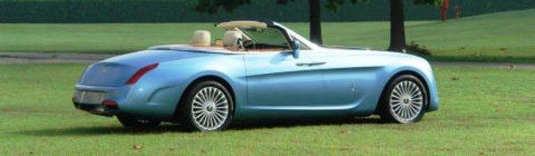 Pininfarina signe une Rolls-Royce unique