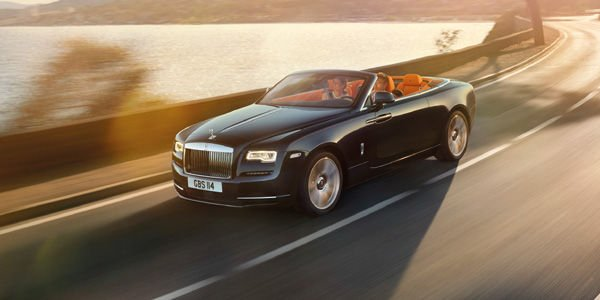 Rolls-Royce toujours leader du segment des voitures de luxe