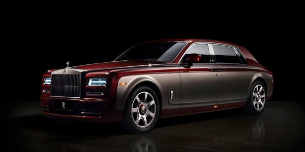Rolls-Royce Phantom Pinnacle Travel : l'invitation au voyage