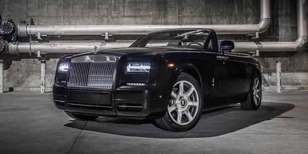 Rolls-Royce Phantom Drophead Nighthawk