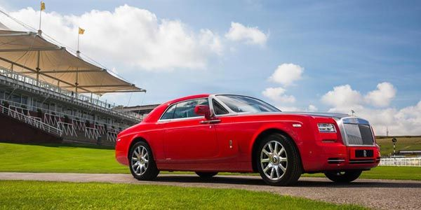 Rolls-Royce Phantom Coupé Al-Adiyat