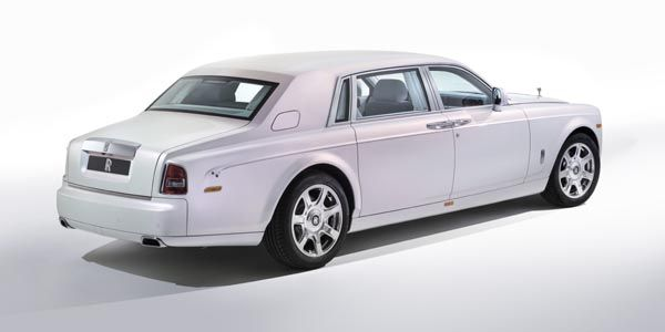One-off Rolls-Royce Phantom Serenity