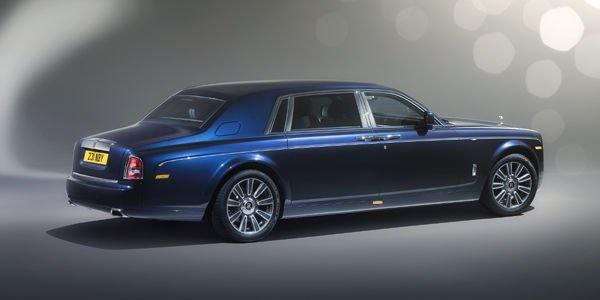 Rolls-Royce Phantom Limelight Edition
