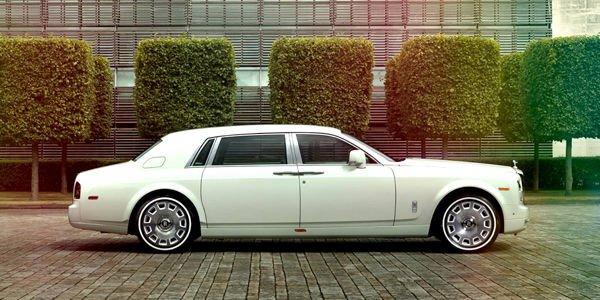 Étonnante Rolls-Royce Phantom personnalisée