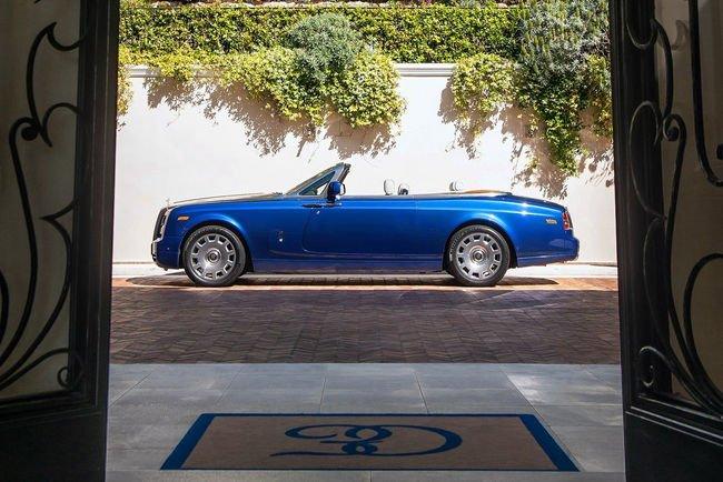 La Rolls-Royce Phantom va tirer sa révérence en 2016