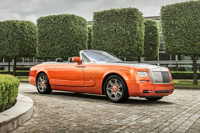 Rolls-Royce Phantom Drophead Coupé Beverly Hills Edition