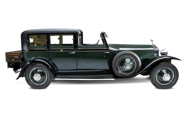 Exposition Rolls-Royce : The Great Eight Phantoms