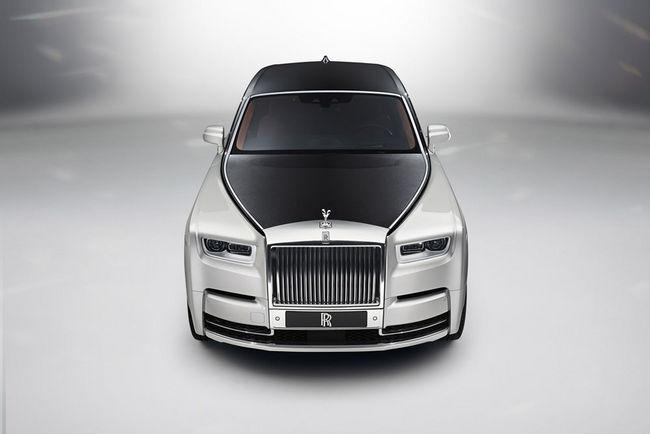 La nouvelle Rolls-Royce Phantom dévoilée à Londres