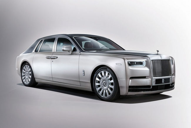 Configurez votre Rolls-Royce Phantom VIII