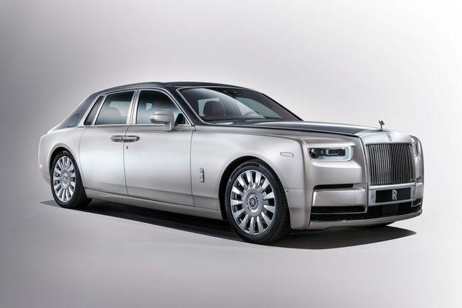 Un one-off Rolls-Royce Phantom bientôt aux enchères