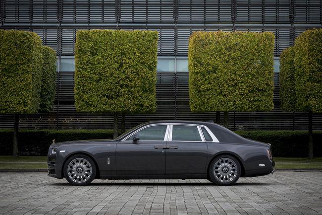 Bespoke : trois Rolls-Royce Phantom personnalisées