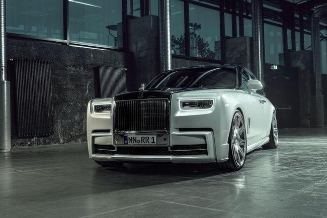 Rolls-Royce Phantom par Spofec