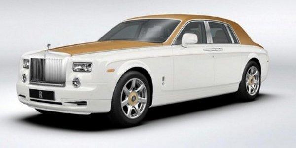 Rolls Royce :« Bespoke » de la Phantom