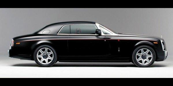 Unique : Rolls-Royce Phantom Coupé Mirage