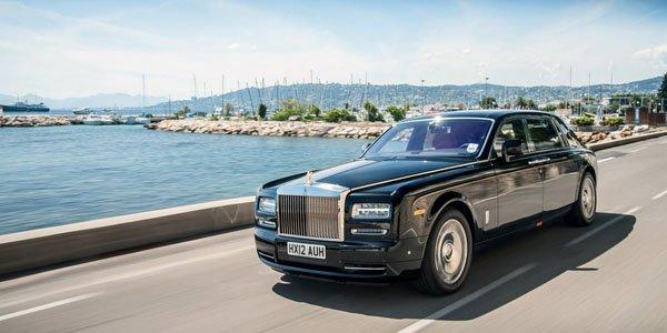 Pas de nouvelle Rolls Phantom avant 2020