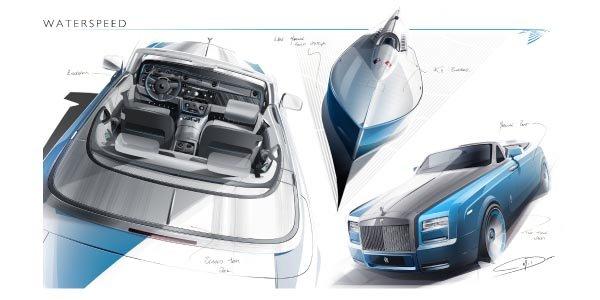 Série limitée pour la Rolls Phantom