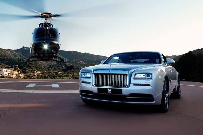 Rolls-Royce Dawn et Wraith Porto Cervo Edition