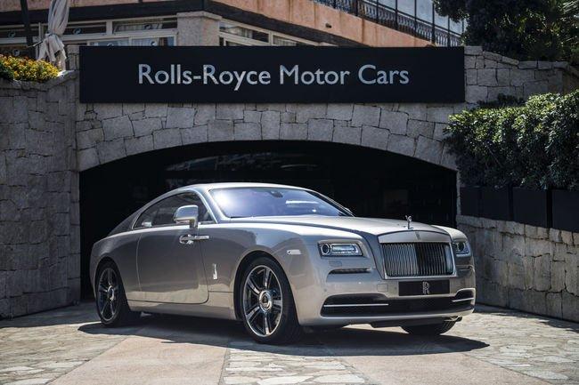 Rolls-Royce Porto Cervo : la collection été du département personnalisation