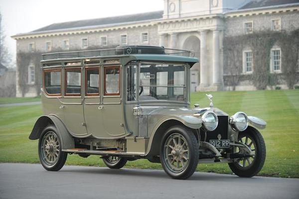 Bonhams s'associe à l'exposition Rolls-Royce