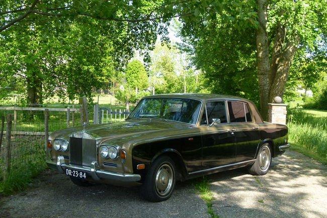 La Rolls-Royce de Michel Sardou aux enchères