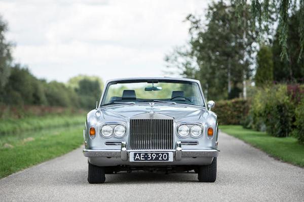 La Rolls-Royce de Mohamed Ali aux enchères Bonhams