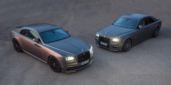 Spofec s'attaque à la Rolls-Royce Wraith