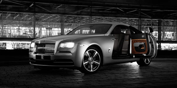 Rolls-Royce Wraith « Inspired by Film » Edition